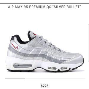 95 silver bullet
